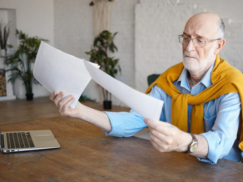 OCH Blog Terminación del contrato con justa causa por reconocimiento de pensión vejez